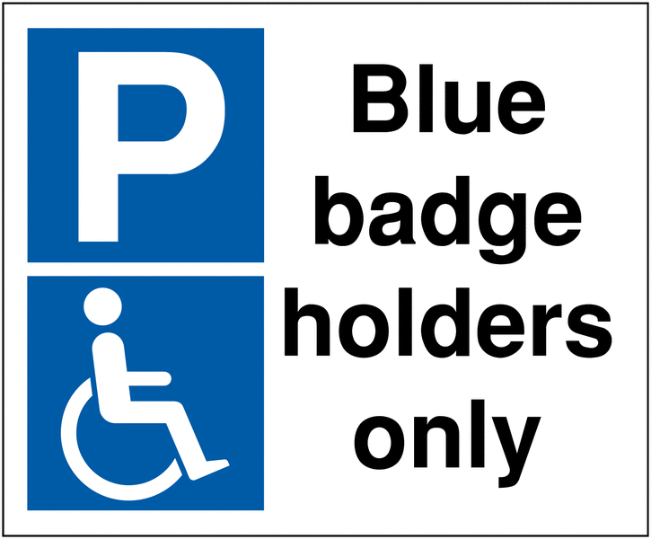 Why the changes to the blue badge scheme is absolutely the right thing to do
